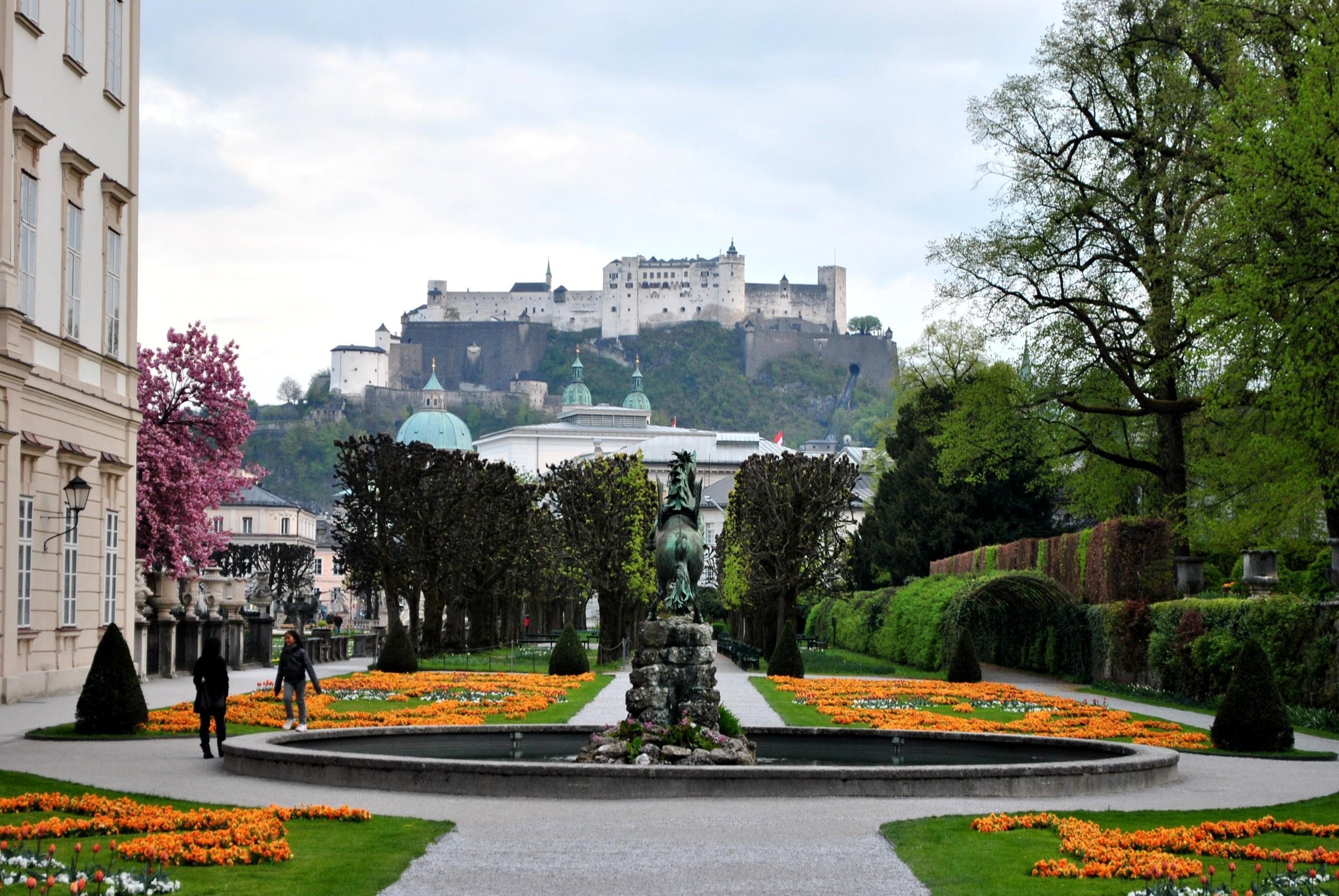 Salzburg, to je nejen rodiště W.A.Mozarta