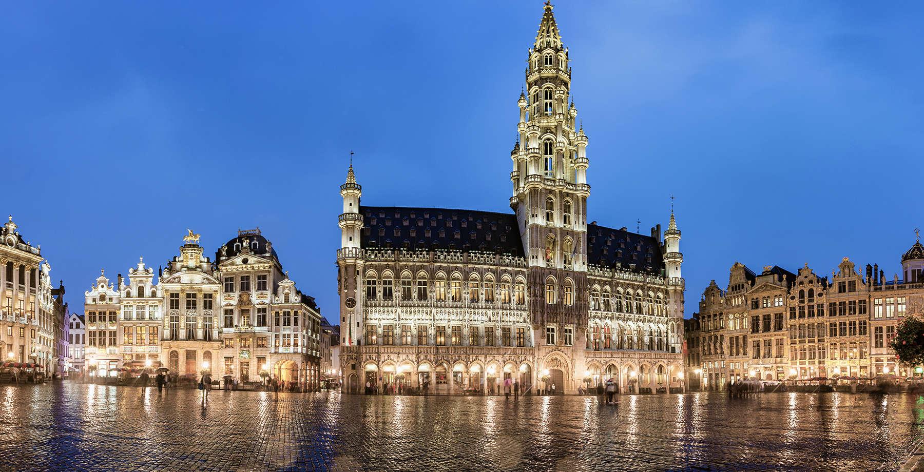 Čokoládovny v Belgii, světové chrámy sladkostí