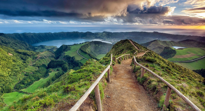 Azorské ostrovy – zelený ráj uprostřed Atlantiku