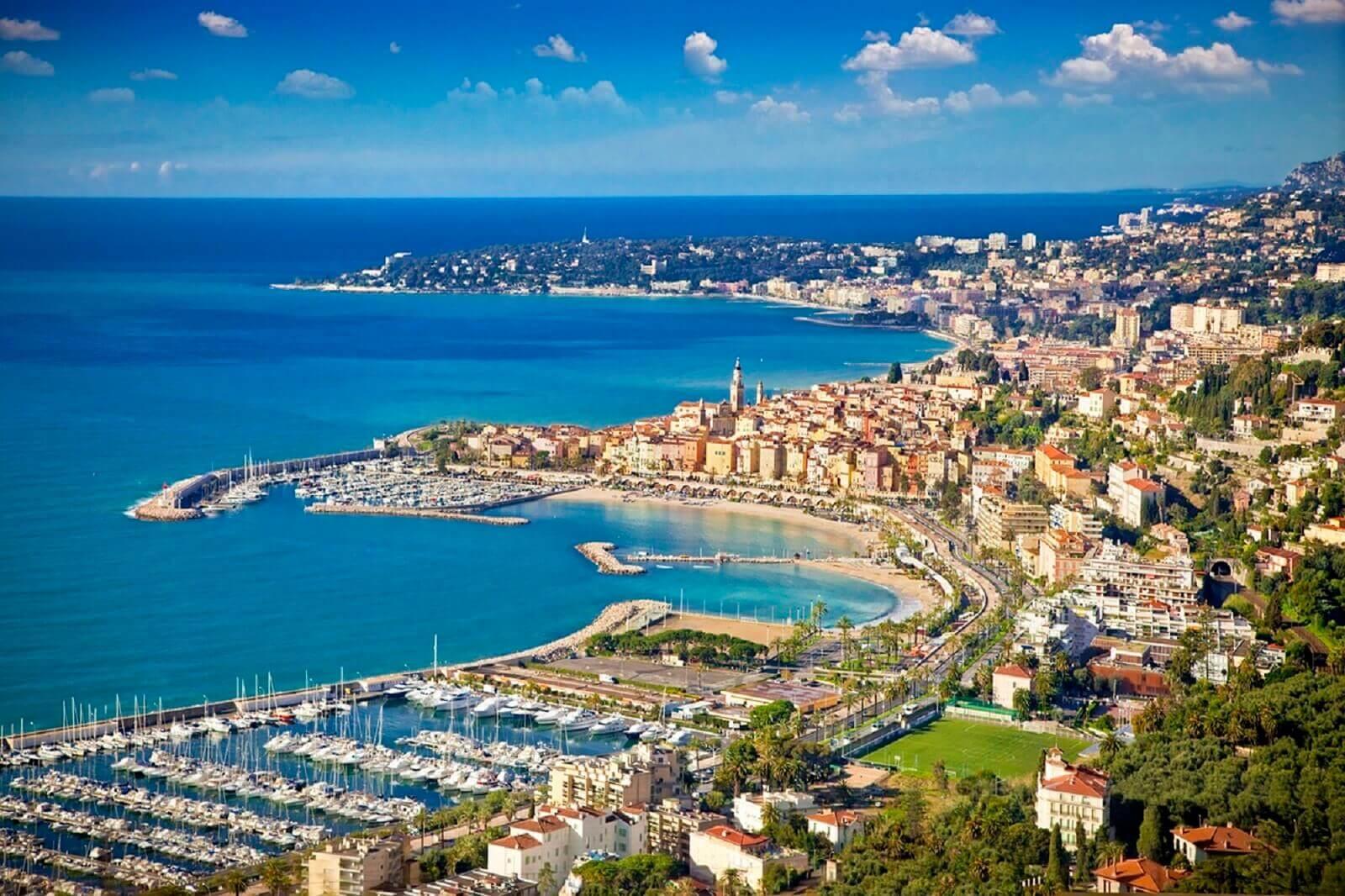 San Remo, město hudebního festivalu a slavné minulosti