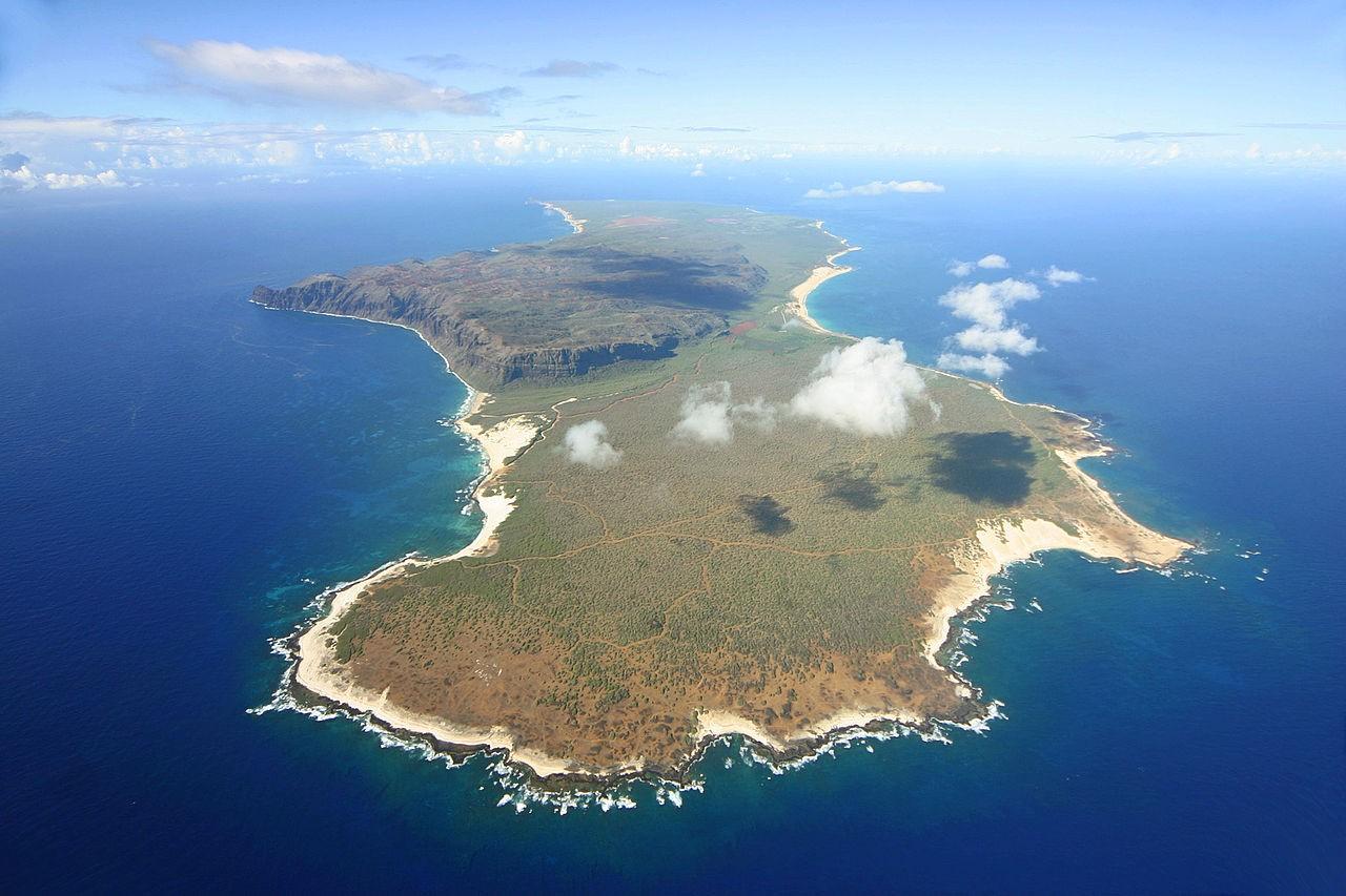 Havajský Zakázaný ostrov. Místo, kde se zastavil čas
