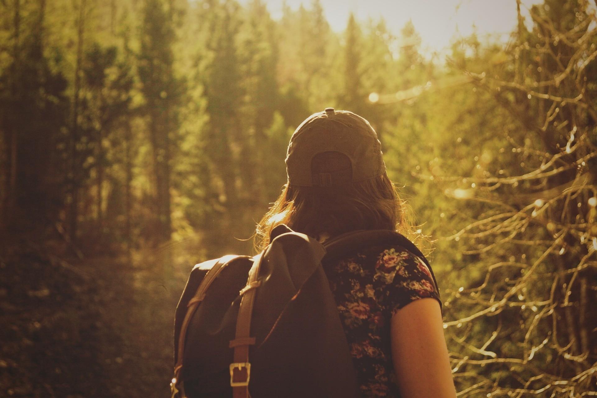 Introvert sám na cestách. Hazard nebo životní lekce?
