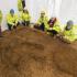 V Anglii byl objeven pohřbený vůz s kočím a koňmi. Pochází nejspíš z doby železné