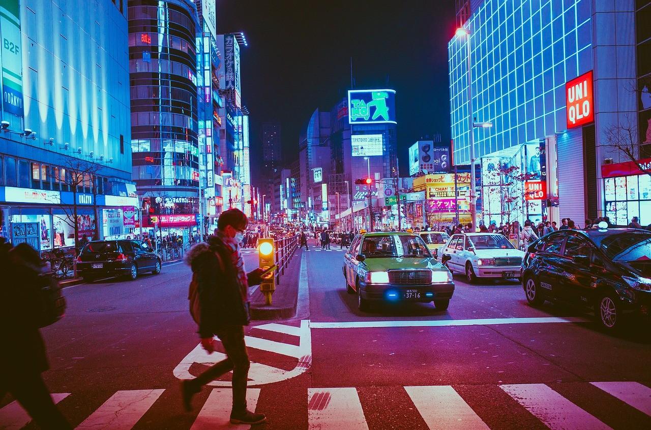 japonské kouření obrázky